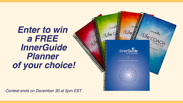 Enter to Win a Free InnerGuide Planner!