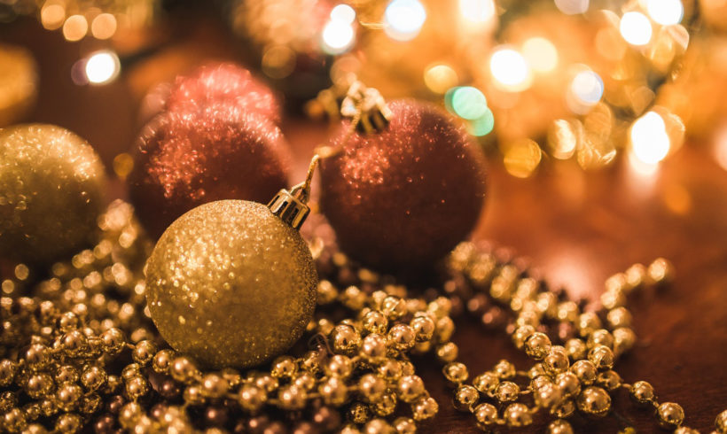 Regaining Your Balance During the Holidays